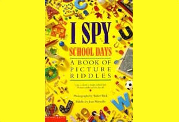 Puss Reboots: Blog: October 2009: I Spy School Days