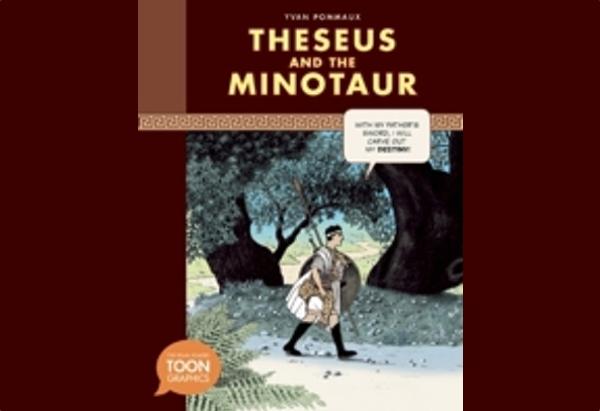 Puss Reboots Blog June 2015 Theseus And The Minotaur