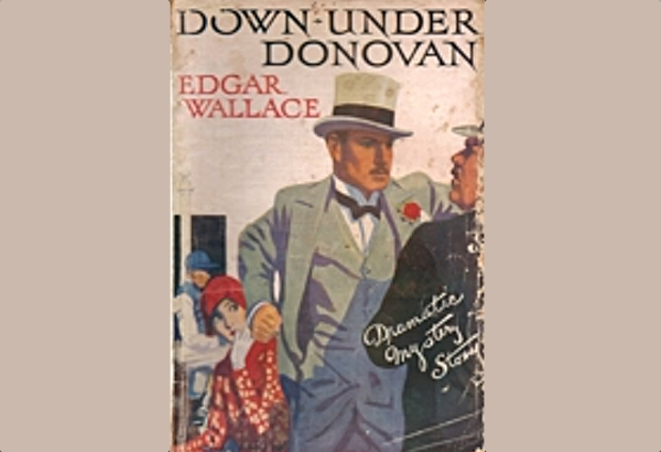 Down Under Donovan by Edgar Wallace: .