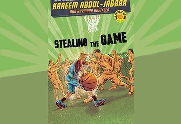 Stealing the Game by Kareem Abdul-Jabbar