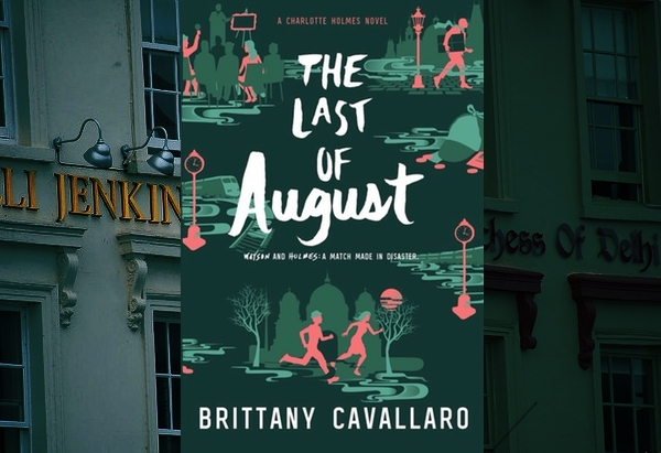 The Last of August by by Brittany Cavallaro