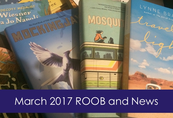 March 2017 ROOB and other news