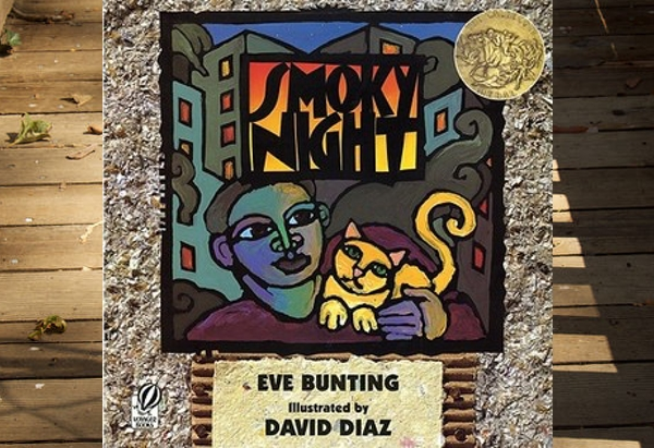 Smoky Night by by Eve Bunting