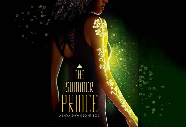 The Summer Prince by by Alaya Dawn Johnson