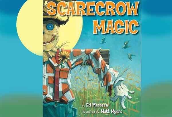Scarecrow Magic  by Ed Masessa