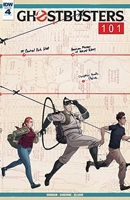 Ghostbusters 101 #4