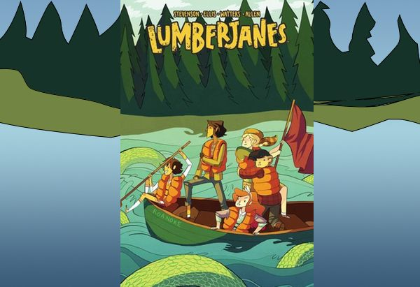 Lumberjanes Volume 3: A Terrible Plan by Noelle Stevenson