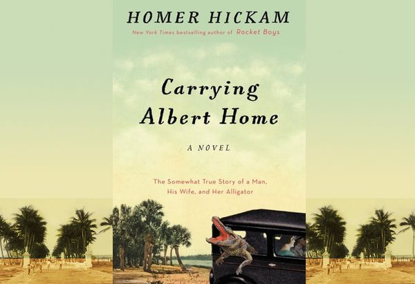 Carrying Albert Home by Homer Hickam