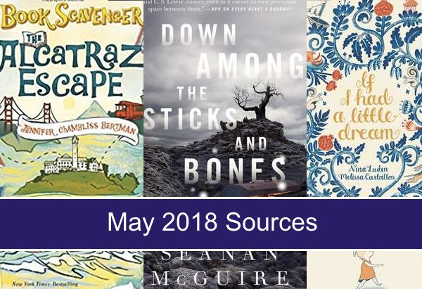 May book sources
