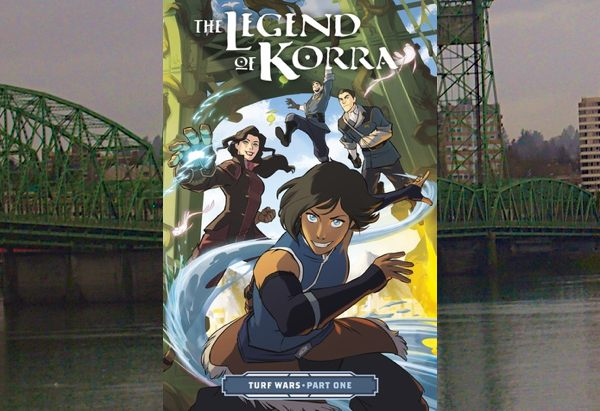 The Legend of Korra: Turf Wars Part Ones