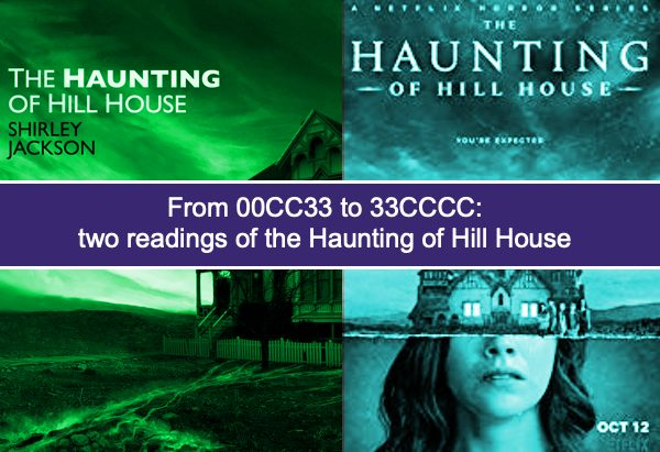 Puss Reboots November 2018 From 00cc33 To 33cccc A Road Narrative Analysis Of Haunting Of Hill House Book And Netflix Television Series