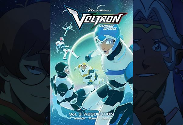 Voltron Legendary Defender Volume 3: Absolution