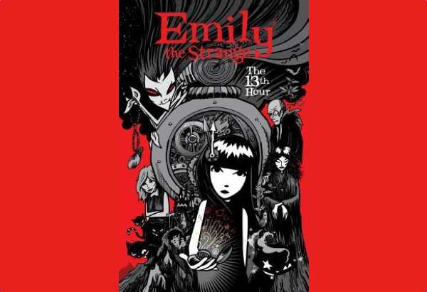 Emily the Strange: The 13th Hour