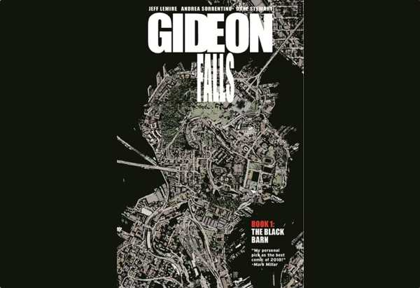 Gideon Falls, Volume 1: The Black Barn