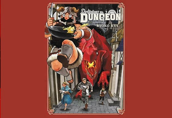 Delicious in Dungeon, Volume 4