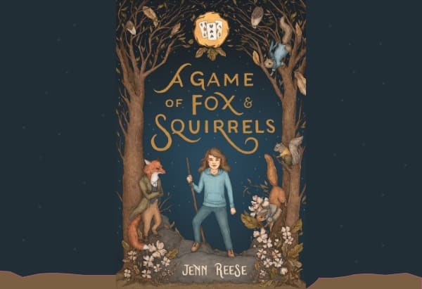 A Game of Fox and Squirrels